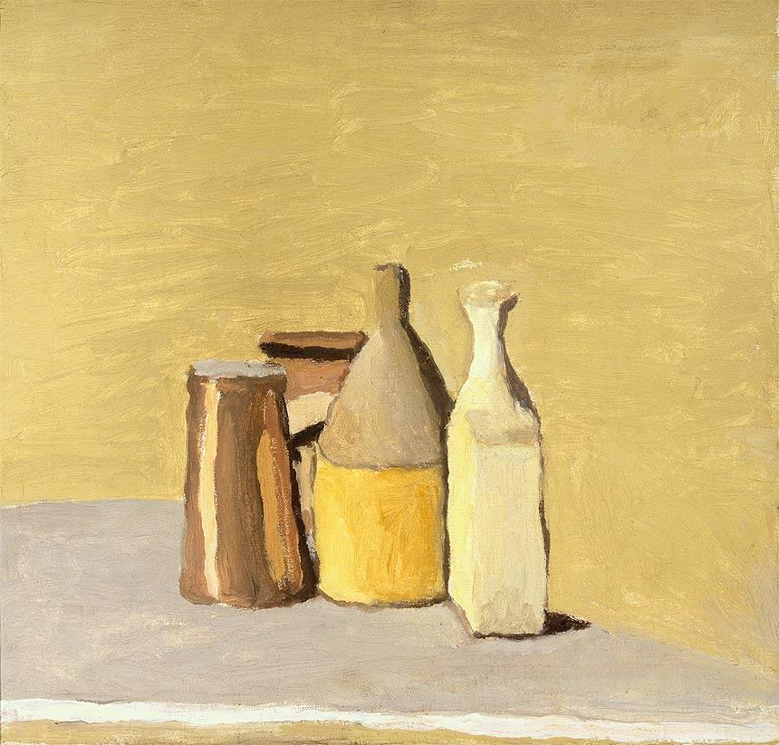 Giorgio Morandi. Natura morta (1948).