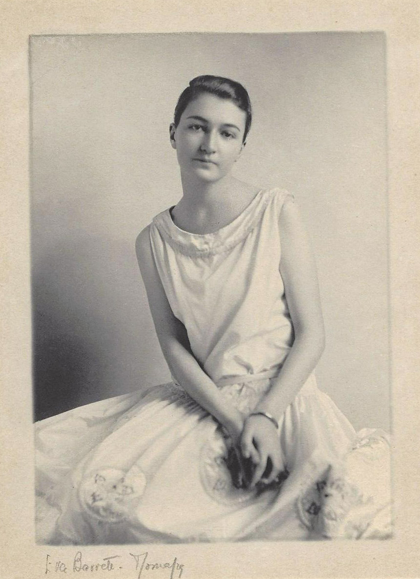 Ada Magnani, sorella di Luigi