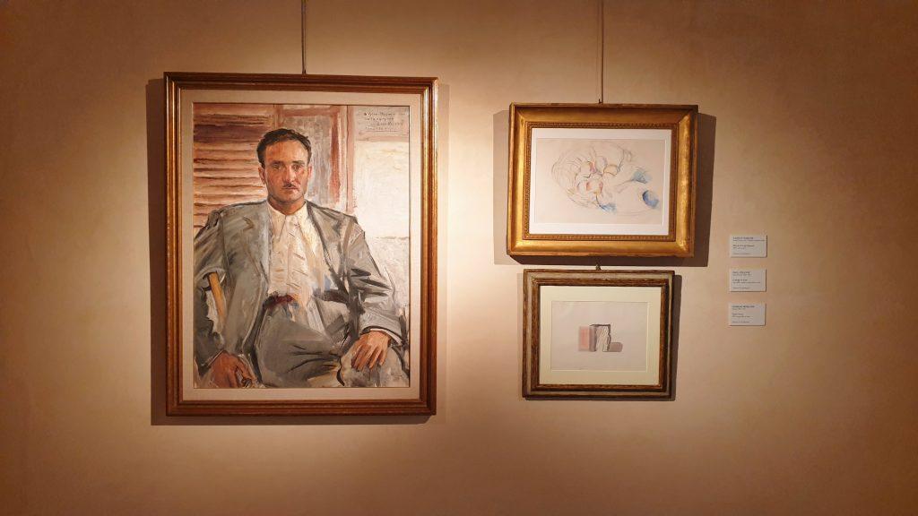 I ritratto di Luigi Magnani