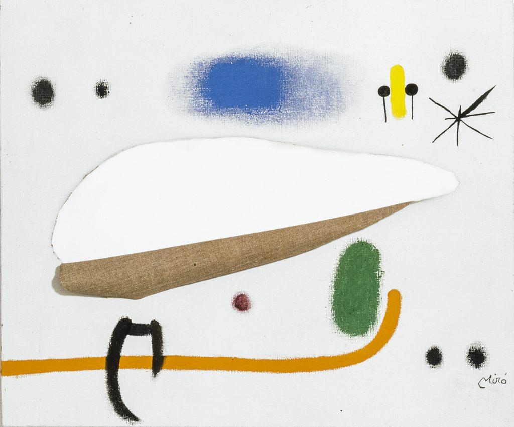 Foto Joan Ramon Bonet. Archivo Successió Miró © Successió Miró ADAGP, Paris, by SIAE 2021